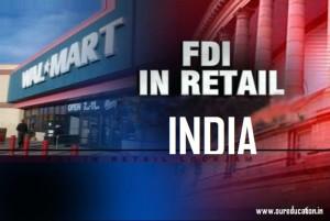 FDI in retails