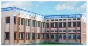 Rajasthan Vidyapeeth Homeopathic Medical College & Hospital