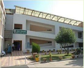shri_dhanwantry_ayurvedic_college_building