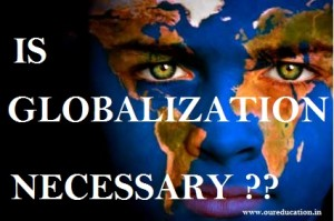 GLOBALIZATION VS NATIONALISM