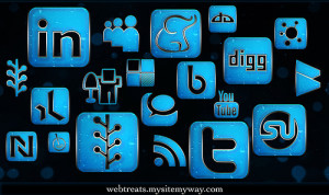 social media or social networking network