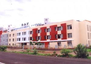 DAV International School image