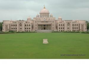 SGVP International School image