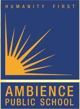 Ambience Public school logo