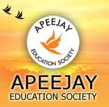 Apeejay school logo