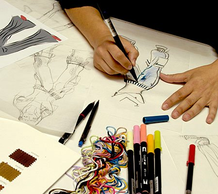 Top fashion design colleges in the world 47