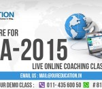 online live coaching for MBA