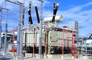 Regulating Power Transformer