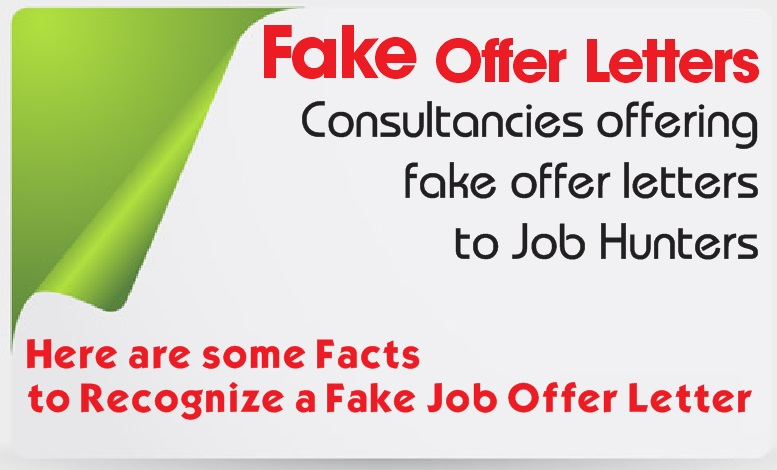 Fake Job Offer Letter Of Wipro And Tata Motors Download Offer Letter