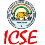 ICSE English sample paper logo
