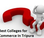 Listed Best Colleges for Commerce In Tripura