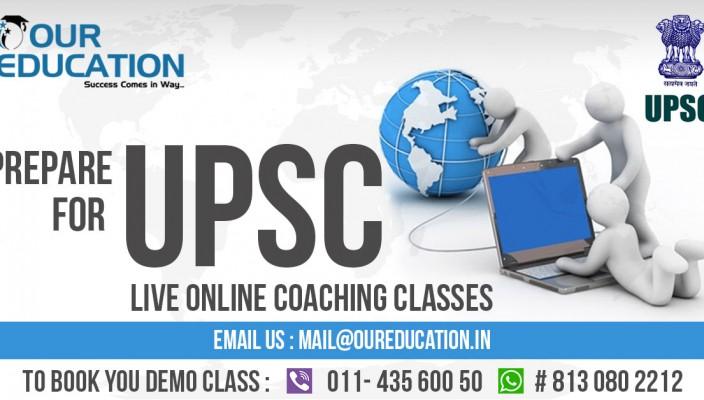 online coaching of UPSC