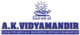 Logo of A.K Vidyamandir Coaching in Ambala