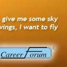 Logo of Career Forum in Mysore