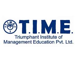 Logo of TIME insitute in Mysore