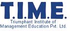 Logo of TIME coaching centre in Goa