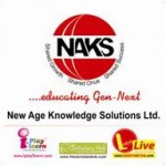 Logo of New Age Knowledge Solutions ltd in Kolkata
