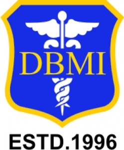 Logo of DBMI in Kolkata