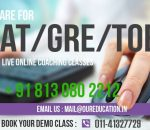 Top Coaching Center for IELTS and TOEFL in Bhopal