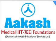 Logo of Aakash Institute in Bhopal