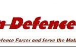 Indian Defence Jobs