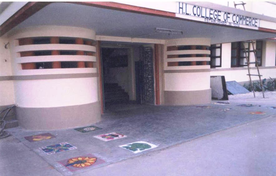 commerce college ahmedabad