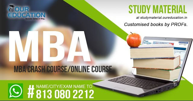MBA Coaching in Rajkot