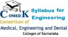 COMEDK Syllabus with Eligibility Criteria for Engineering