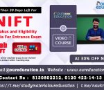 Syllabus and Eligibility Criteria of NIFT entrance exam
