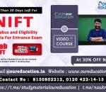 Syllabus and Eligibility Criteria of NIFT entrance exam