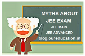 myths about jee advanced