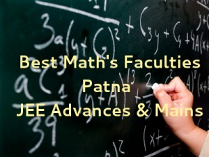 Faculty for JEE Math in Patna