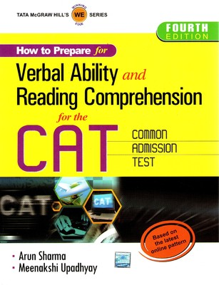 Image result for verbal ability book for cat