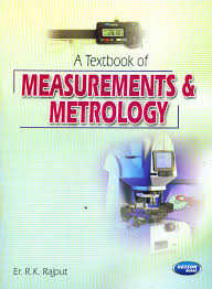 Measurement and metrology