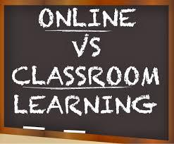 Online coaching vs Classroom coaching