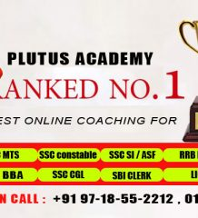Plutus Academy For Online IBPS SSC Bank Po Coaching
