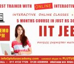 coaching classes for JEE
