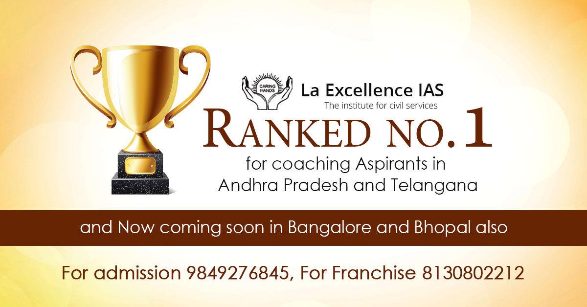 Top IAS coaching centers in Bhopal