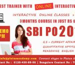 Top 10 SBI PO Coaching Center In Noida