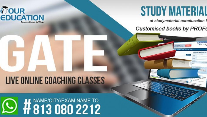 GATE Exam Syllabus for 2018