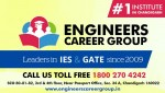 Engineer career group best Gate coaching of Chandigarh