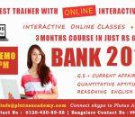 Leading Bank Exams Coaching Center in Delhi