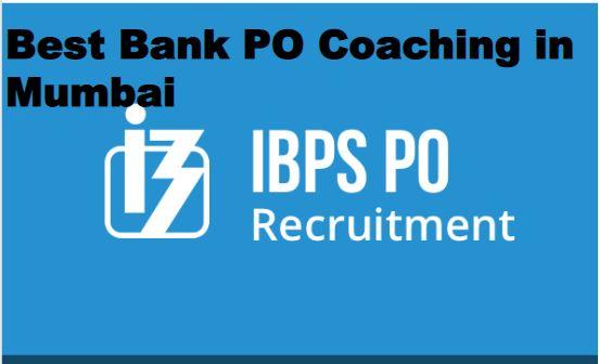 Best Bank Po Coaching in Mumbai