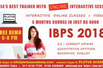 IBPS Bank Po coaching in Delhi