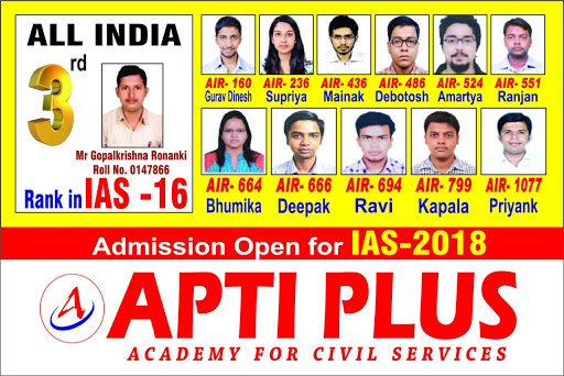 Top Coaching Centres for IAS in Kolkata