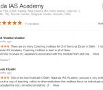 Nalanda IAS Academy in Delhi