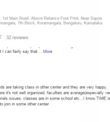 TIME Coaching For IBPS In Koramangala, Bangalore