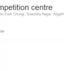 Jai SSC Coaching and Competition Center in Aligarh