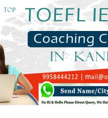 TOEFL and IELTS Coaching in Kanpur