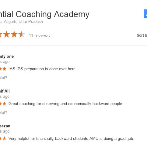 CS IAS Academy IAS Coaching in Aligarh